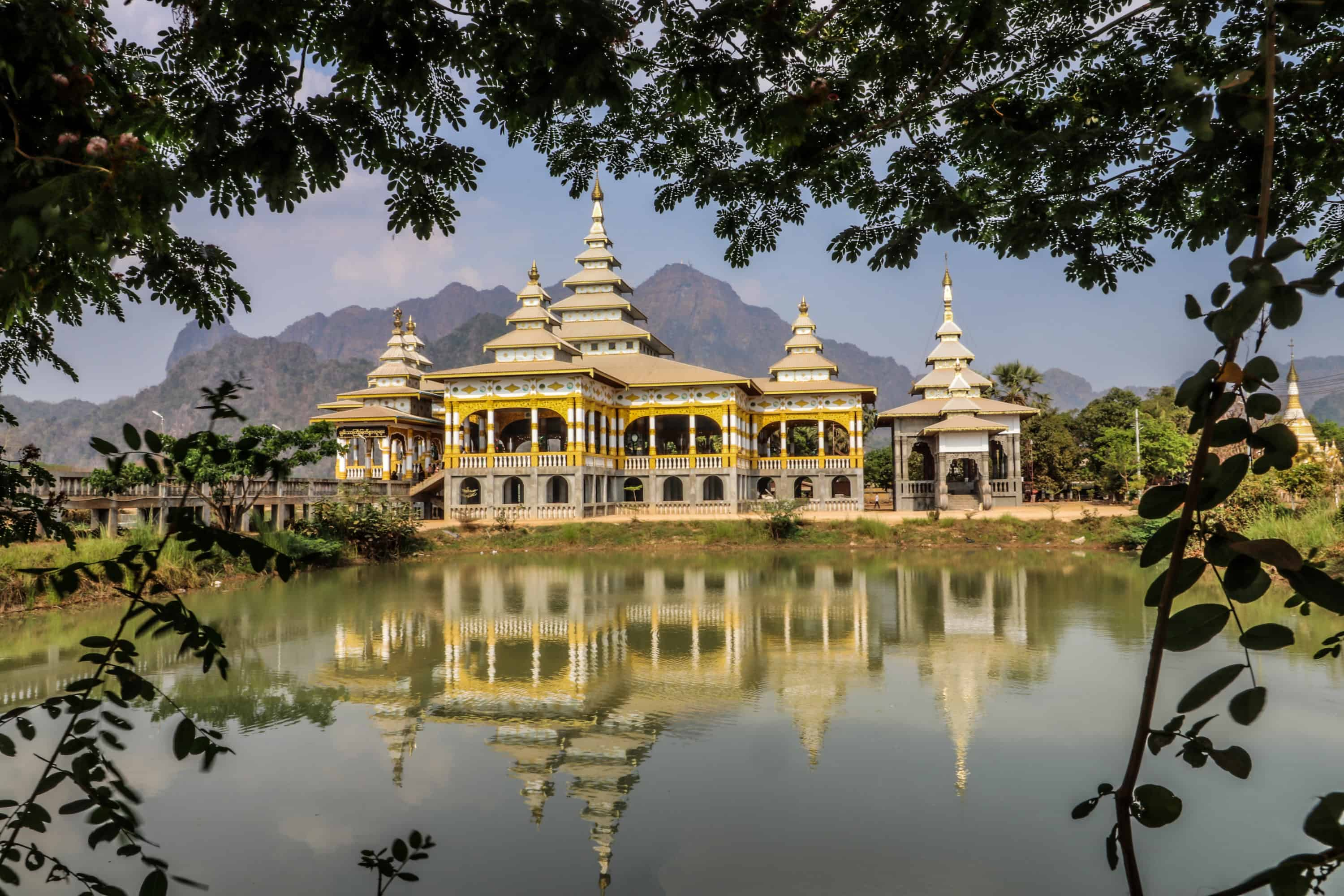 Pagode Hpa-An