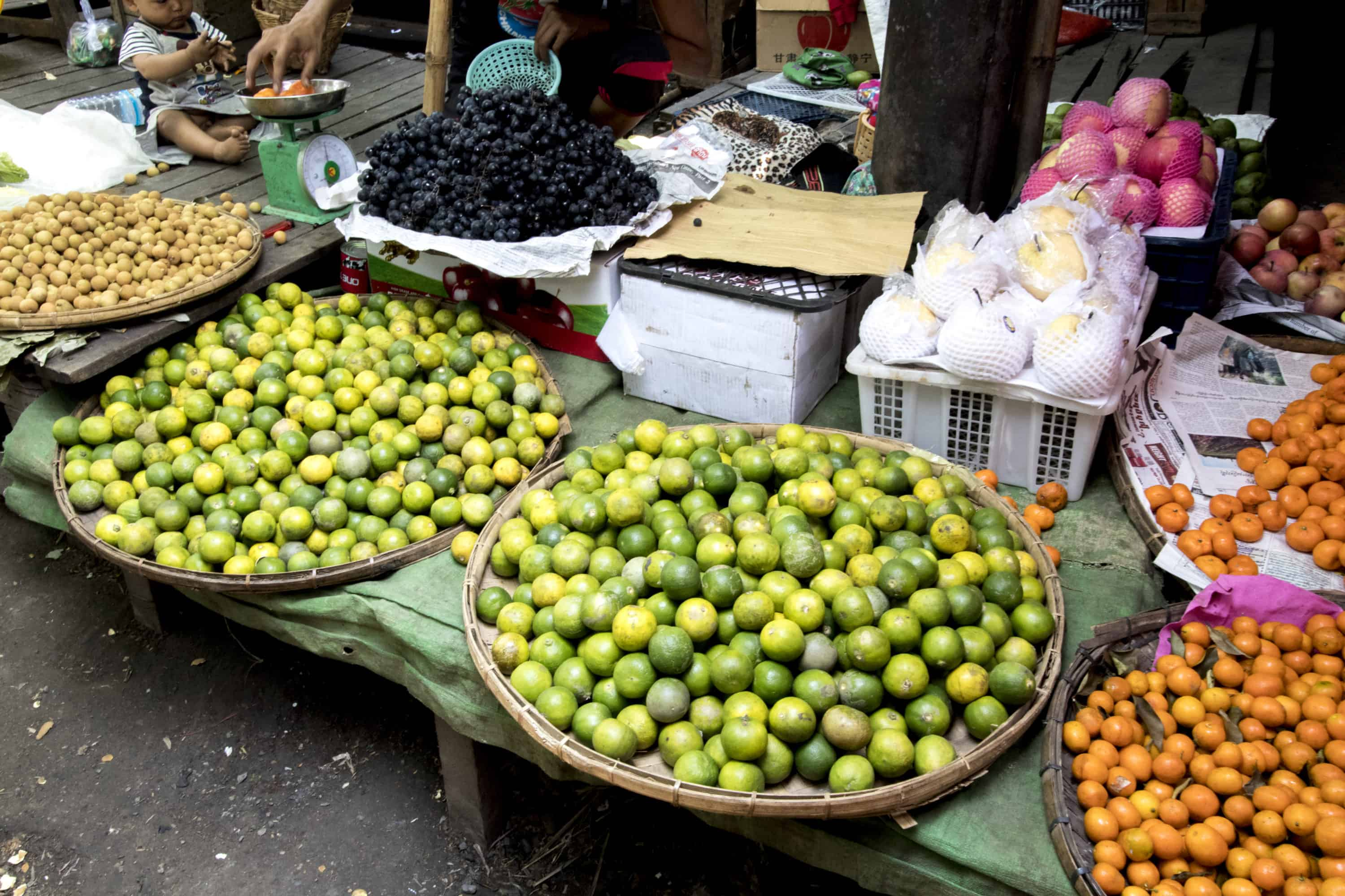 Fruits Myanmar