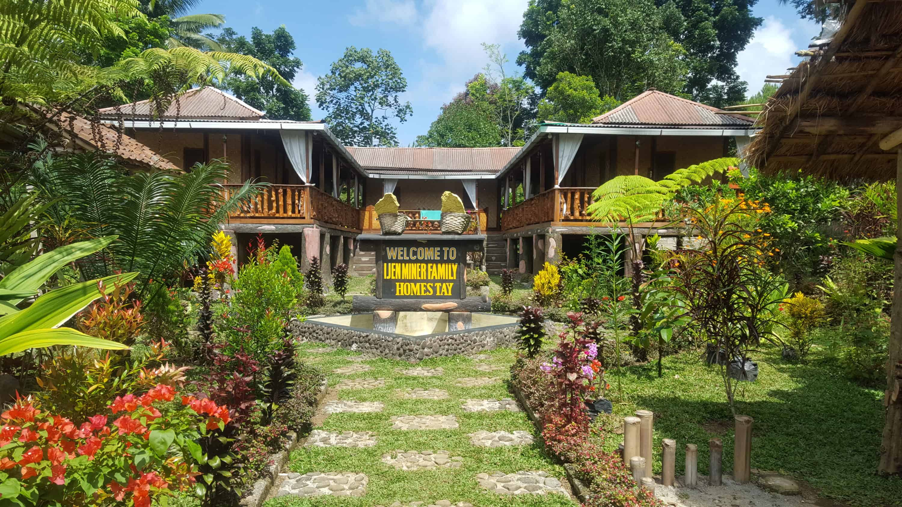Ijen Minor Family Homestay