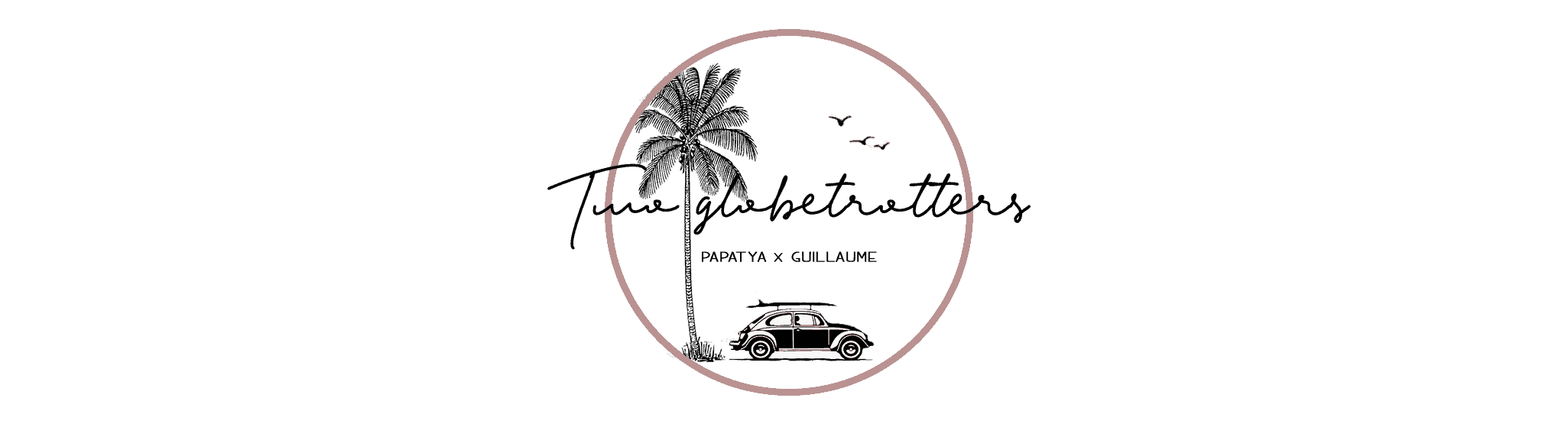 Two globetrotters